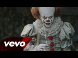 Pennywise singing with