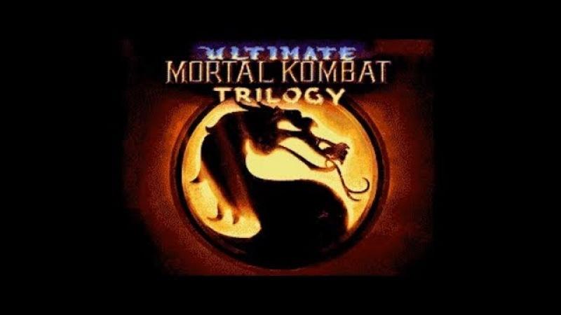 Ultimate Mortal Kombat Trilogy (Genesis) - Longplay as MKII Noob Saibot