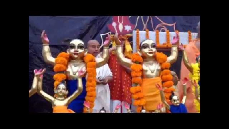 Gaura Purnima 2018 Isckon Nepal Hare Krisna Mandir