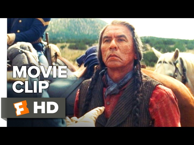 Hostiles Movie Clip - I Do Not Fear Death (2017) | Movieclips Coming Soon