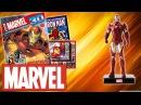 Герои MARVEL 3D. Официальная коллекция 2 - Железный человек