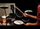 Durarara!! OP -【Uragiri no Yuuyake (裏切りの夕焼け)】by Theatre Brook - Drum Cover