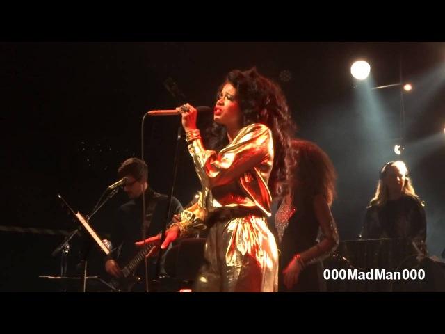 Kelis - Feeling Good Breakfast - HD Live at Gaite Lyrique, Paris (12 May 2014)