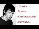 Катя Лель - Не могу забыть (Поет автор песни)