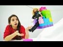 Барби катается на лыжах Видео и игры Барби