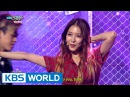BOA 보아 - Fox Kiss My Lips Music Bank COMEBACK / 2015.05.15