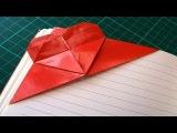 How To Make Herz basteln - Geschenk basteln - Origami Herzen Mr.Paper crafts