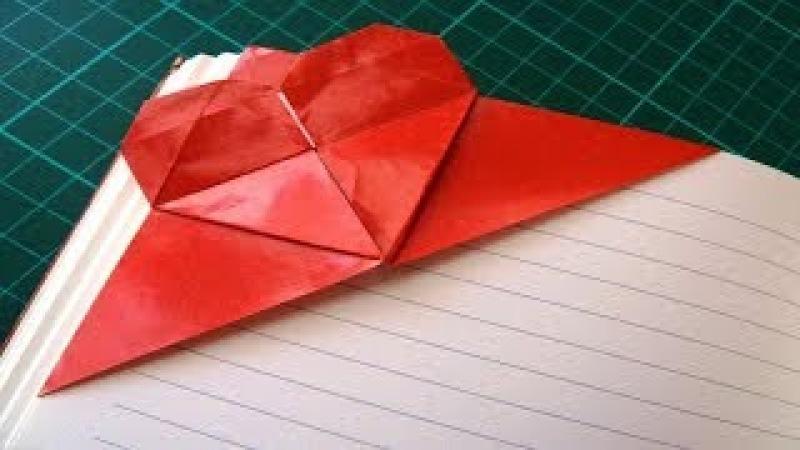 How To Make Herz basteln - Geschenk basteln - Origami Herzen | Mr.Paper crafts
