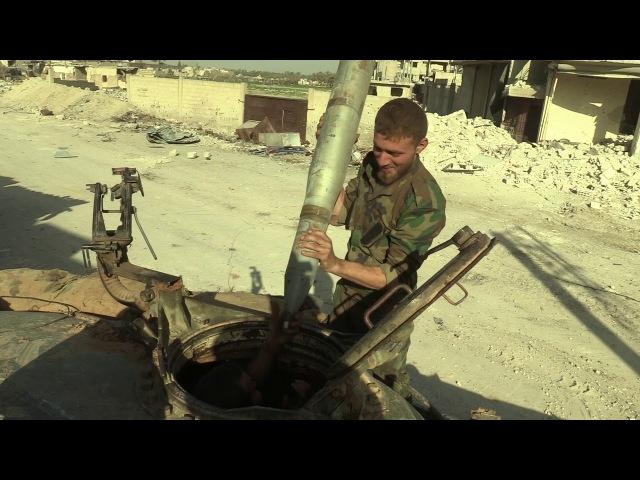Сирия штурмует Восточную Гуту: корреспондент ФАН прислал видео с передовой