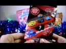 СЮРПРИЗЫ В ПАКЕТИКАХ №7: Тачки 3 Shopkins - happy places Миньоны LEGO NINJAGO
