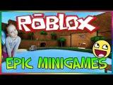 Эпические Мини Игры на ВЫЖИВАНИЕ в ROBLOX Epic Minigames в РОБЛОКС Прохождение игры от MGTV