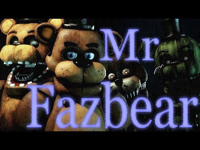 [SFM FNaF] Mr.Fazbear - Collab