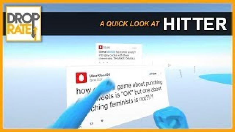 Hitter [Games vs. Nazi's Jam] (Itch.io, Free)