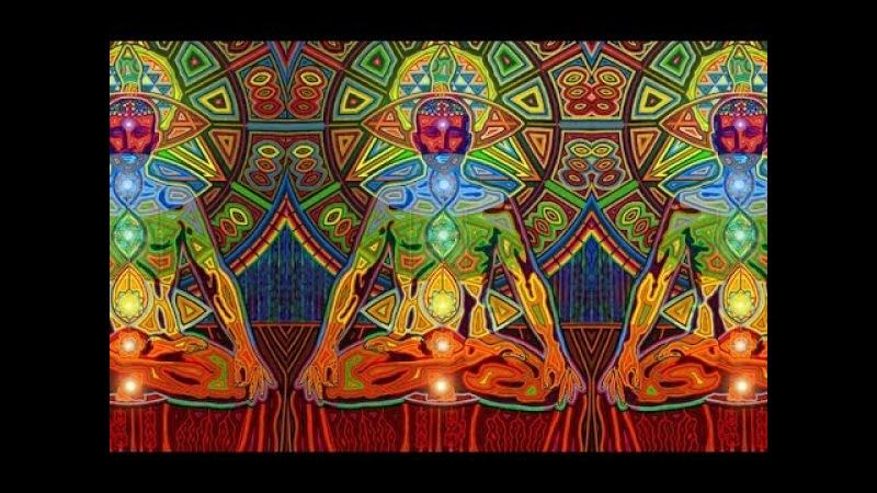 Activation - Powerful Mantra - Kundalini Awakening - Binaural 349 HZ Solfeggio Energy Music