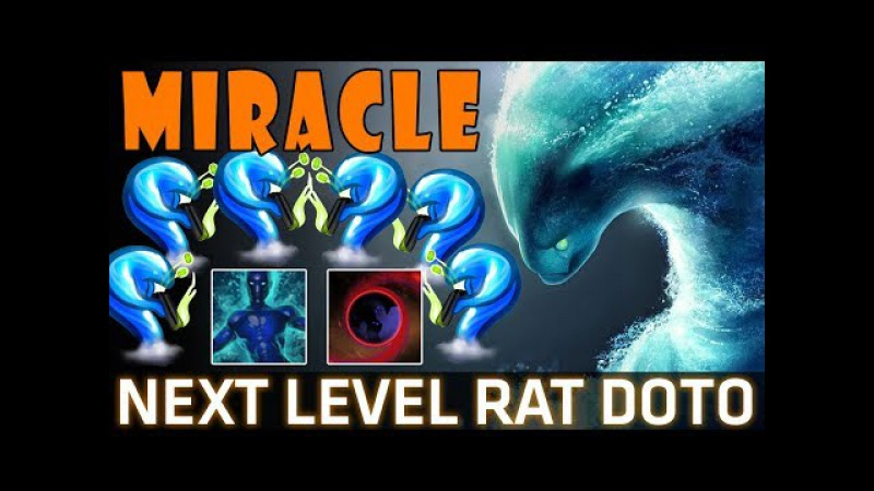 Next Level Rat Doto 7.07c by Miracle- Morphling ft Shadow Demon