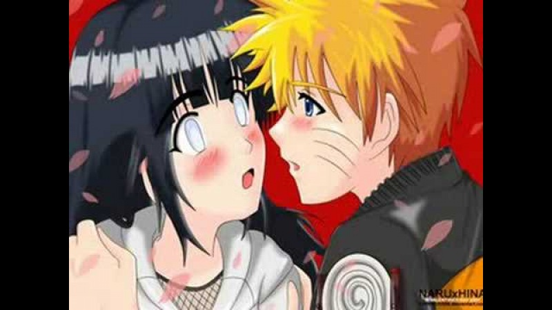 NaruHina - I'm in heaven when you kiss me