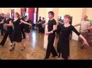Румба. Школа бального танца для взрослых.