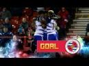 Omar Richards' first goal ⚽️🔥