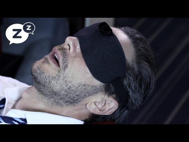 Snore Circle - Smart Anti-Snoring Eye Mask
