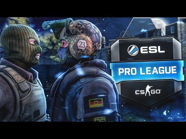 CS:GO - ESL Pro League Season 6 Finals (Fragmovie)