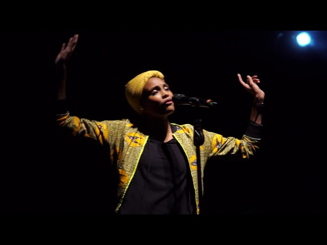Imany - Don't be so shy (Moscow) 4К