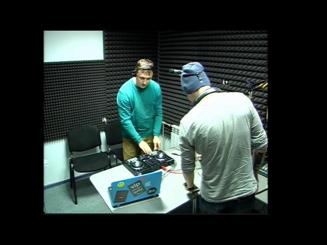 Live DJ Юра Klimov на Хит фм КМВ в радиошоу ФрейдZone | Hit Fm KMV