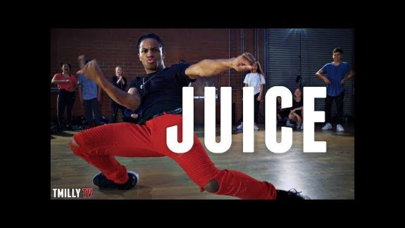 YCee - JUICE ft Maleek Berry - Choreography by Jake Kodish - ft Fik-Shun Sean Lew - TMillyTV