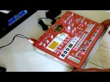 Korg Electribe ESX-1 SD as a Drum Machine with Custom Kits