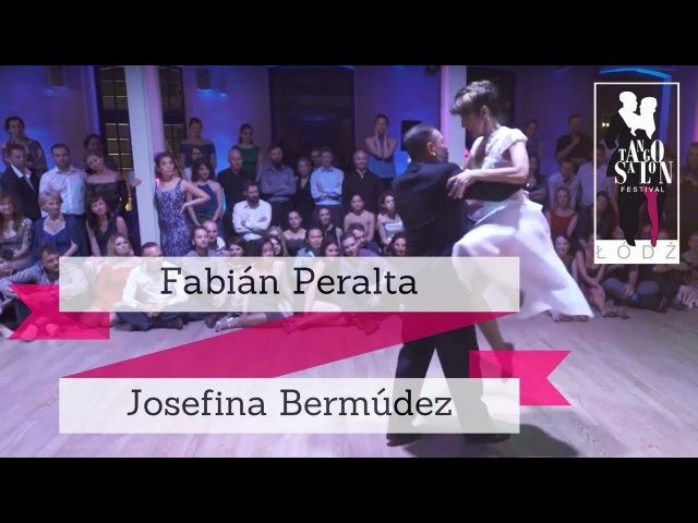 Fabian Peralta Josefina Bermudez Avila, El huracán