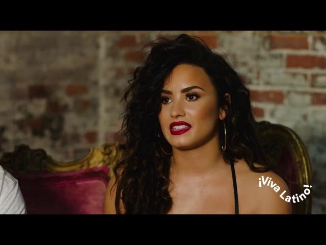 "Luis Fonsi Demi Lovato - The Making Of ""Échame La Culpa"""