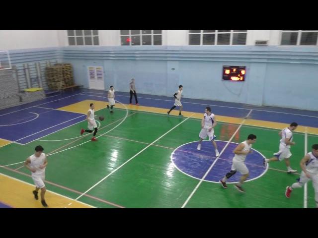 КБП-2 - ДЮСШ2 03.02.2018