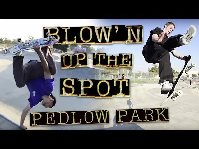 Blown Up The Spot Pedlow Park | Winkowski, T-Funk Kader, Zach, Aceves