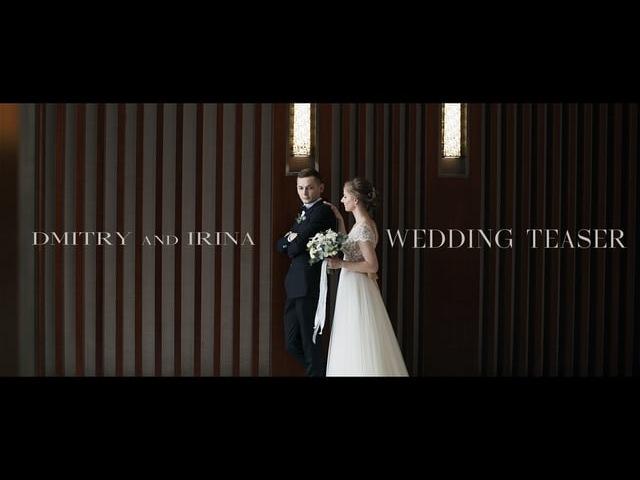 WEDDING TEASER DmitryIrina