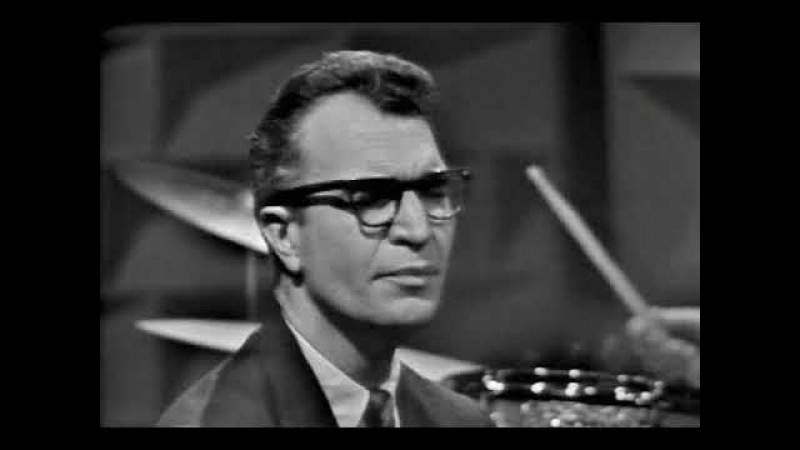 Dave Brubeck Quartet - Take Five on the Ed Sullivan Show live June 17, 1962
