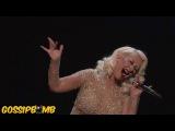 Christina Aguilera &amp Whitney Houston Hologram Duet - I Have Nothing &amp I'm Every Woman