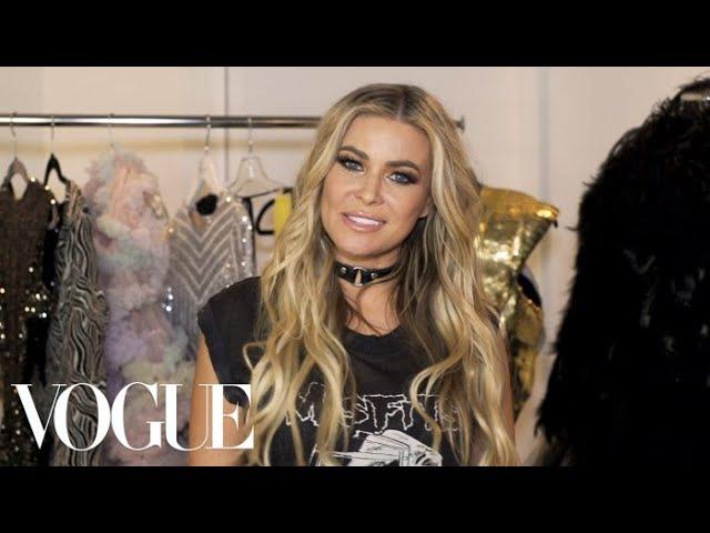 Inside Carmen Electra's Closet: Her Best (and Worst) Looks | Vogue