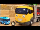 Bussy Speedy - Little Tayo Bus CONSTRUCTION SCHOOL - Compilation videos for kids