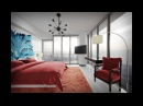 3dsmax and Corona Renderer with 3d Modeling Bedroom 02