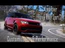 NFS Payback Mod - Range Rover Sport SVR Customization Gameplay [1080p60]
