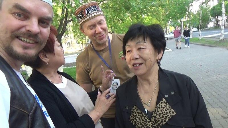 Кэшбери бабушки из Уссурийска, случайное интервью от AlekZ(c)