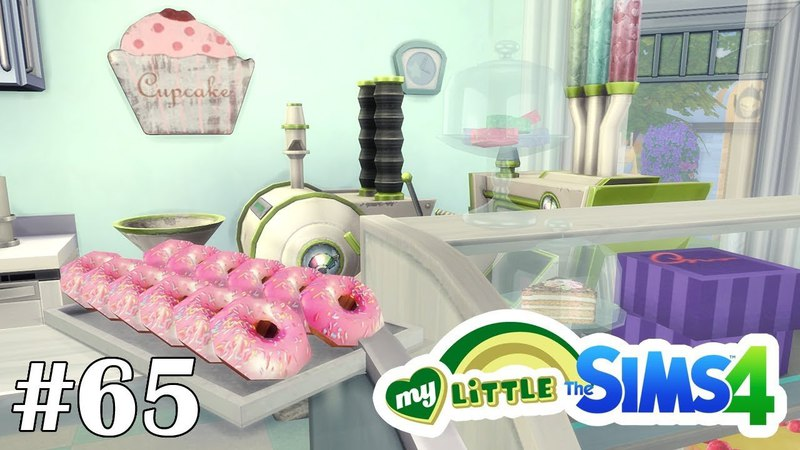 Пончиковая Джо - My Little Sims (Кантерлот) - 65