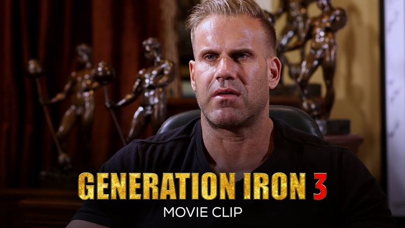 Generation Iron 3 MOVIE CLIP | Jay Cutler's Honest Take On Classic Physique