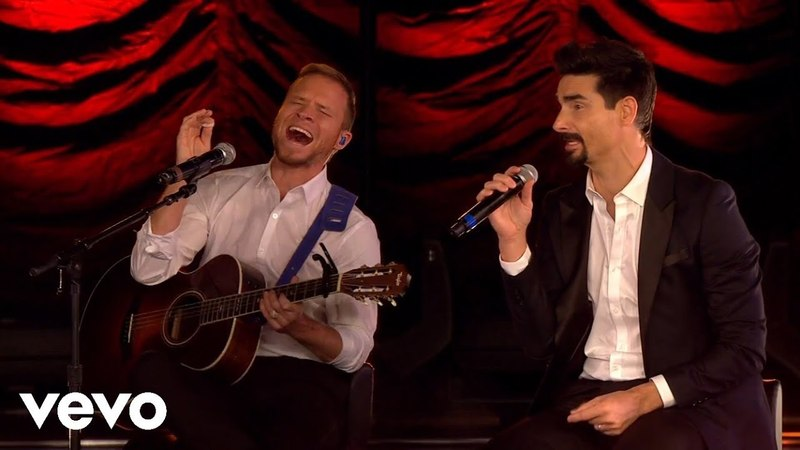 Backstreet Boys - Show 'Em What You're Made Of (Live at Dominion Theatre London)
