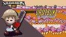 Smash Bros (Lawl) LMAO Character Moveset: Urotsuki (Yume 2kki)
