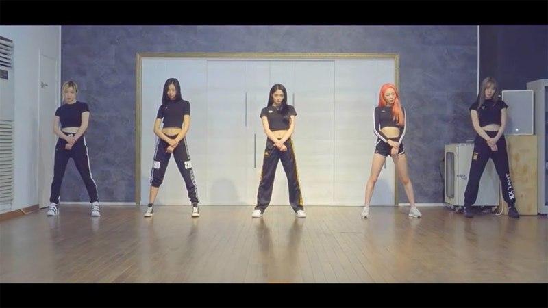 PRISTIN V (프리스틴 V) - 네 멋대로 (Get It) Dance Practice (Mirrored)