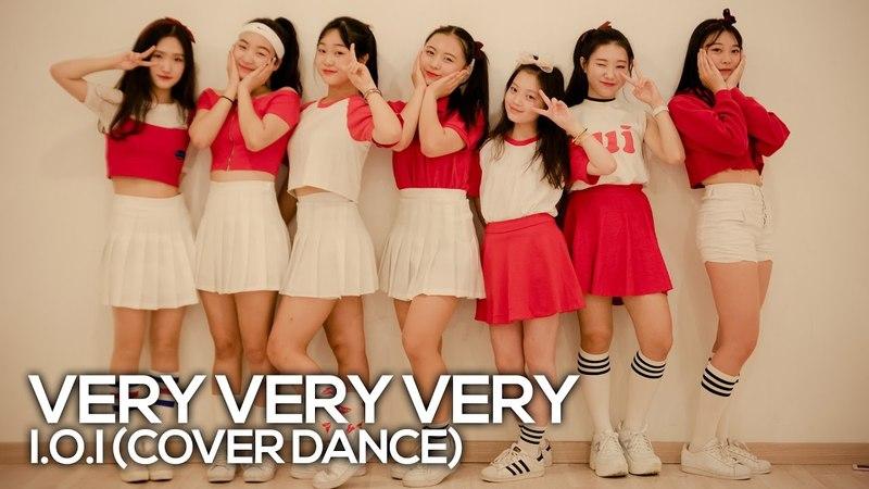 I.O.I - Very Very Very(너무 너무 너무) : Cover Dance Nataraja ver.