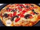 Temel Pizza Hamuru ve Sosu herşeyi anlattım - Tadimiz Tuzumuz