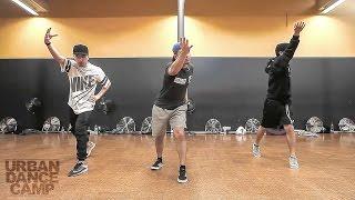 Lay It All On Me - Ed Sheeran Rudimental Jun Quemado Choreography URBAN DANCE CAMP