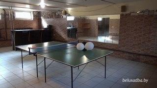 Усадьба В Прилесье - столы для настольного тенниса, Усадьбы Беларуси