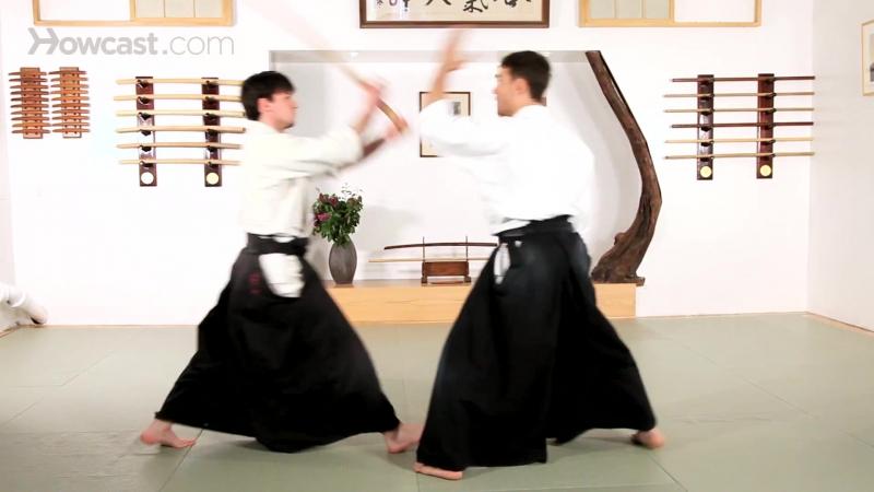 Aikido Weapons- Tachi Tori - How to Do Aikido